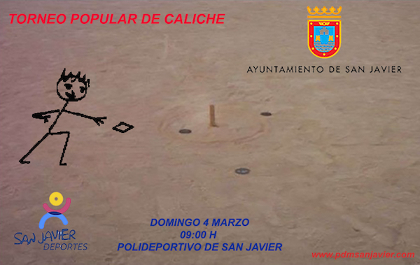 Torneo Popular de Caliche