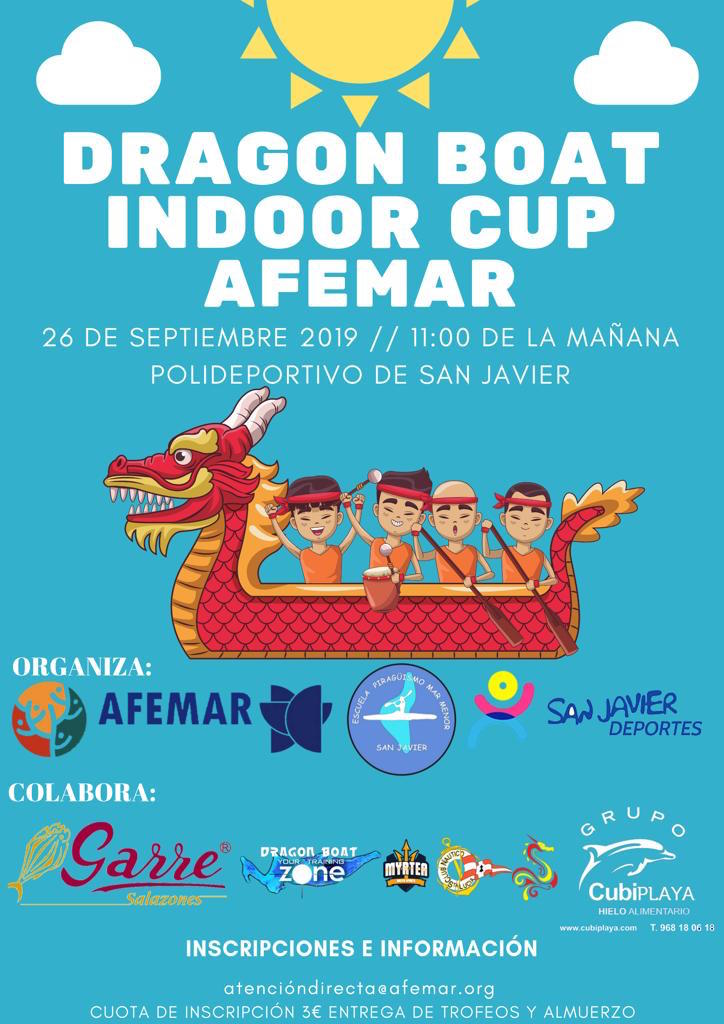 Dragon Boat Indoor Cup Afemar 2019