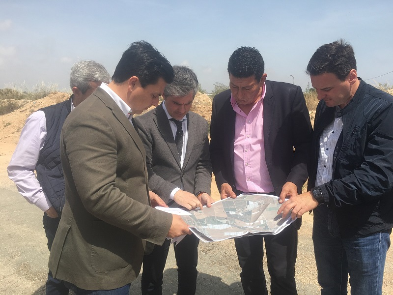 The Water Council and the City of San Javier study alternatives to create a stormwater reservoir