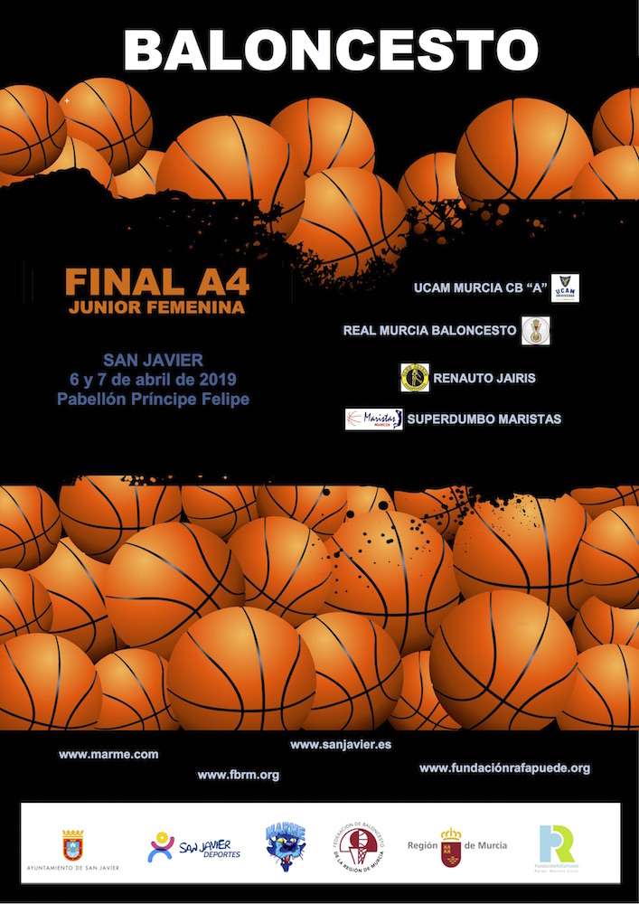 Baloncesto. Final A4 Junior Femenina 2019