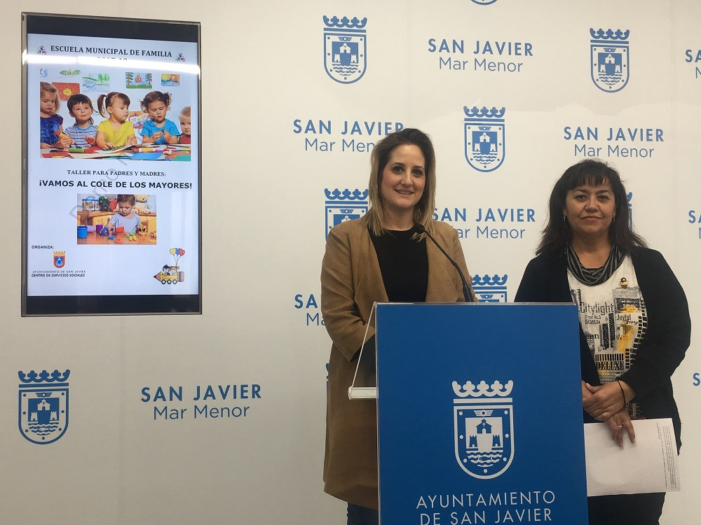 The Municipal School of Family launches the workshop