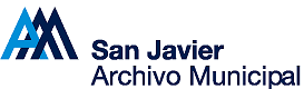 Web Portal of the Municipal Archive of San Javier.